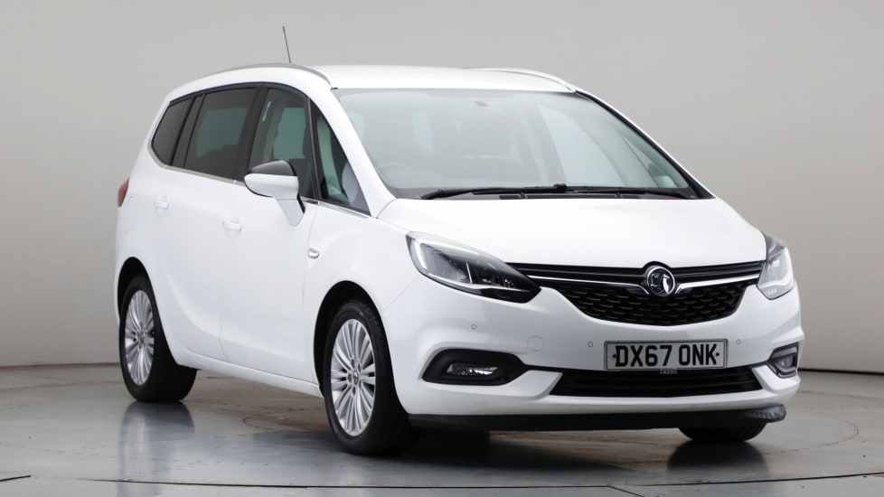 2017 Used Vauxhall Zafira Tourer 1.4L Energy i Turbo