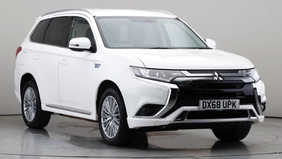 2018 Used Mitsubishi Outlander 2.4L Juro h TwinMotor