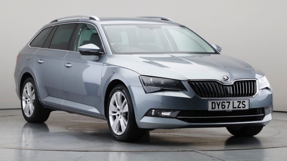 2017 Used Skoda Superb 1.4L SE L Executive ACT TSI