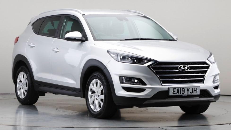 2019 Used Hyundai Tucson 1.6L SE Nav T-GDi