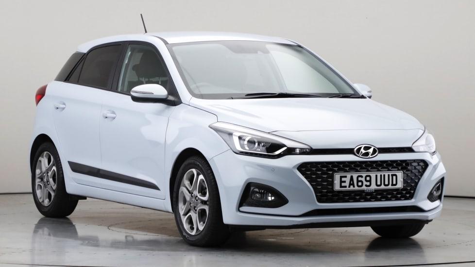 2019 Used Hyundai i20 1L Premium Nav T-GDi