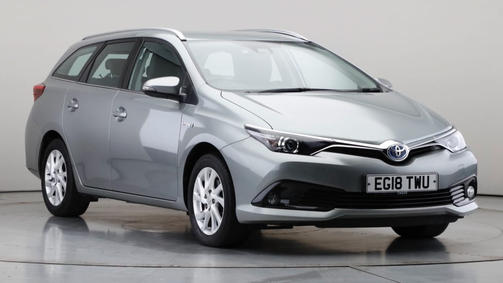 2018 Used Toyota Auris 1.8L Icon Tech VVT-h