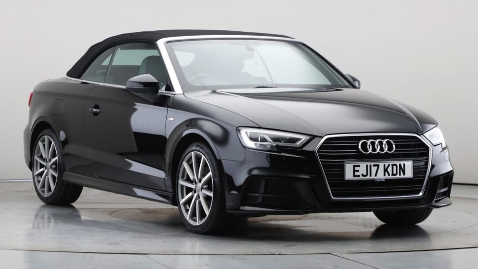 2017 Used Audi A3 Cabriolet 1.4L S line CoD TFSI