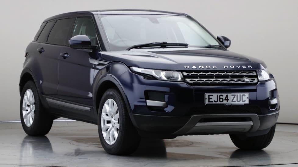 2014 Used Land Rover Range Rover Evoque 2.2L Pure Tech ED4