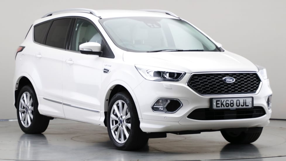 2018 Used Ford Kuga 1.5L Vignale EcoBoost T