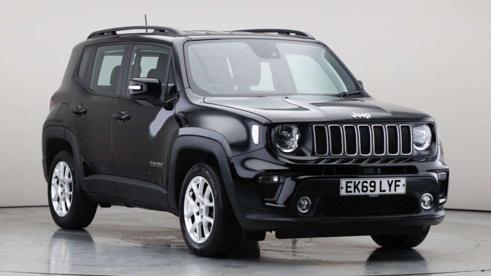 2019 Used Jeep Renegade 1L Longitude GSE T3