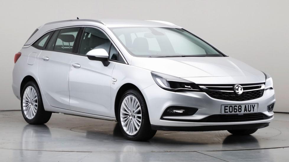 2018 Used Vauxhall Astra 1.6L