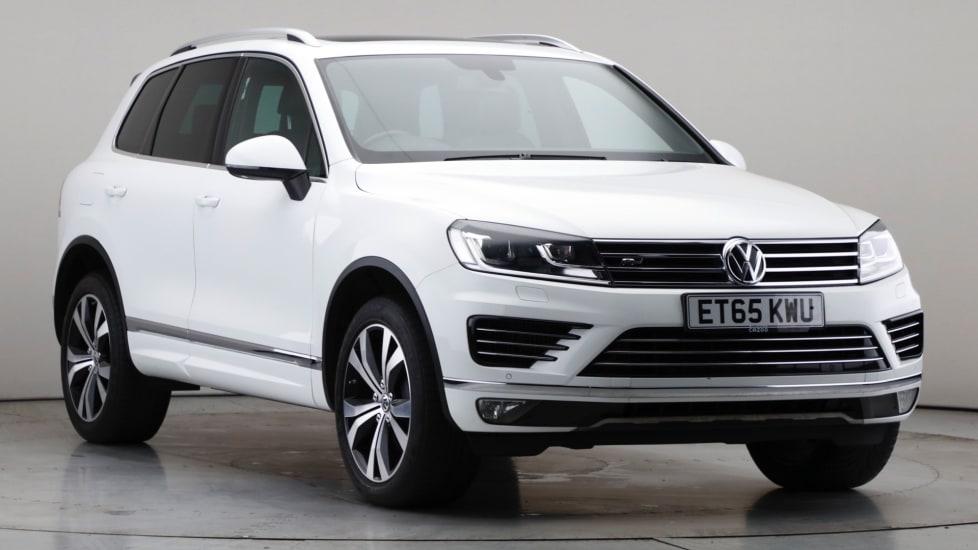 2016 Used Volkswagen Touareg 3L R-Line BlueMotion Tech TDI V6