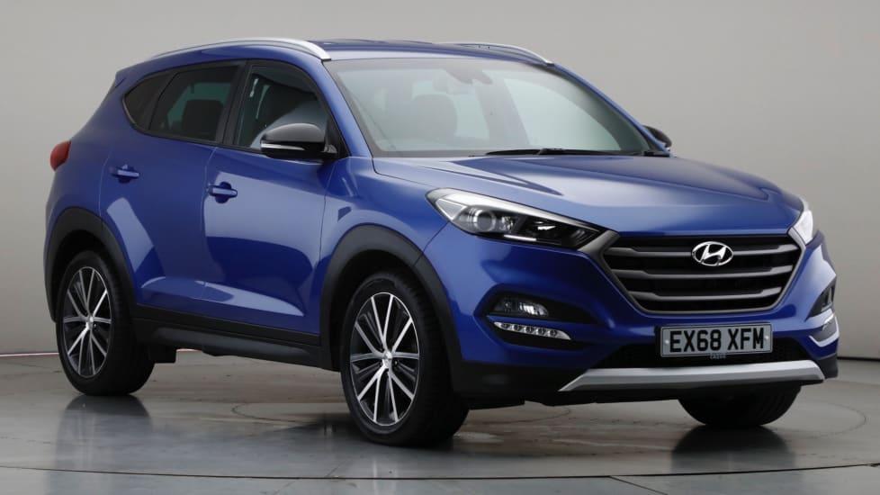 2018 Used Hyundai Tucson 1.6L GO! SE T-GDi