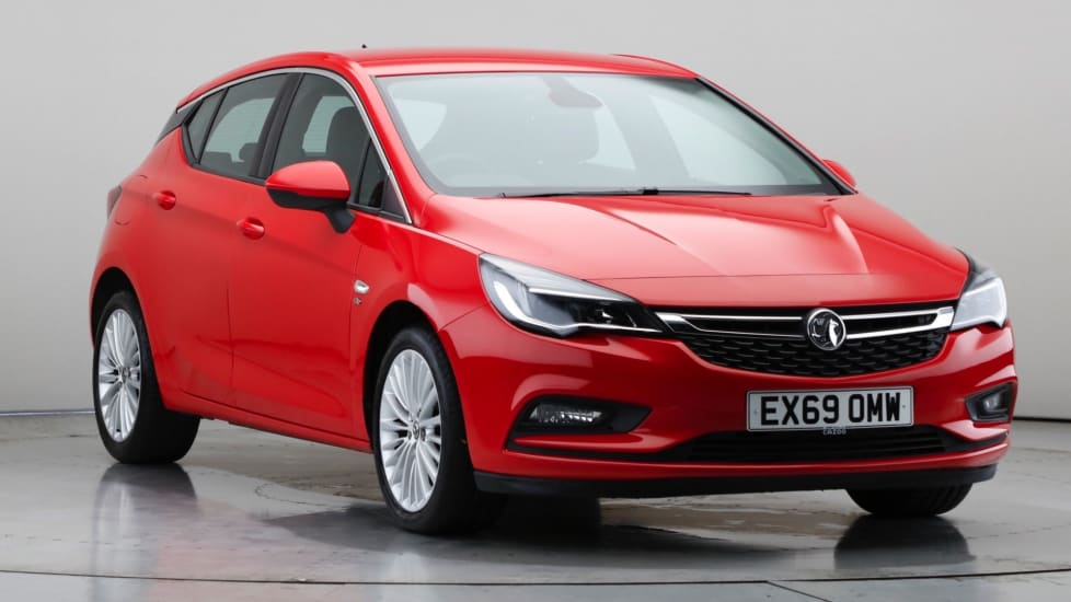 2019 Used Vauxhall Astra 1.4L Elite Nav i Turbo