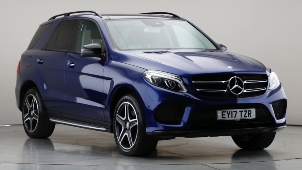 2017 Used Mercedes-Benz GLE Class 2.2L AMG Line GLE250d