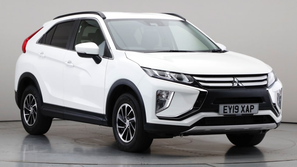 2019 Used Mitsubishi Eclipse Cross 1.5L 2 T