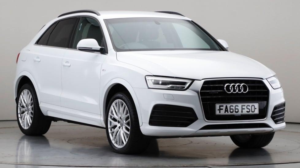 2017 Used Audi Q3 2L S line Plus TDI