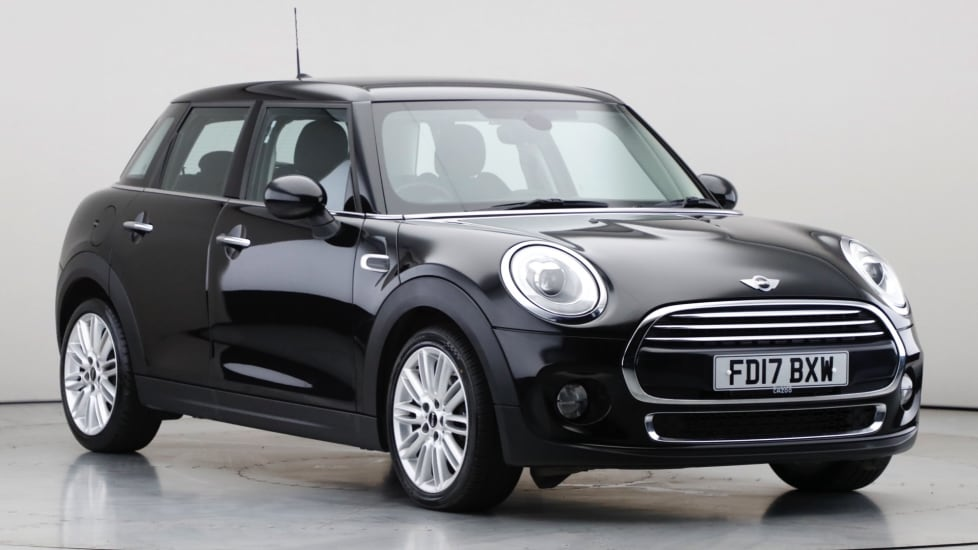 2017 Used Mini Hatch 1.5L Cooper