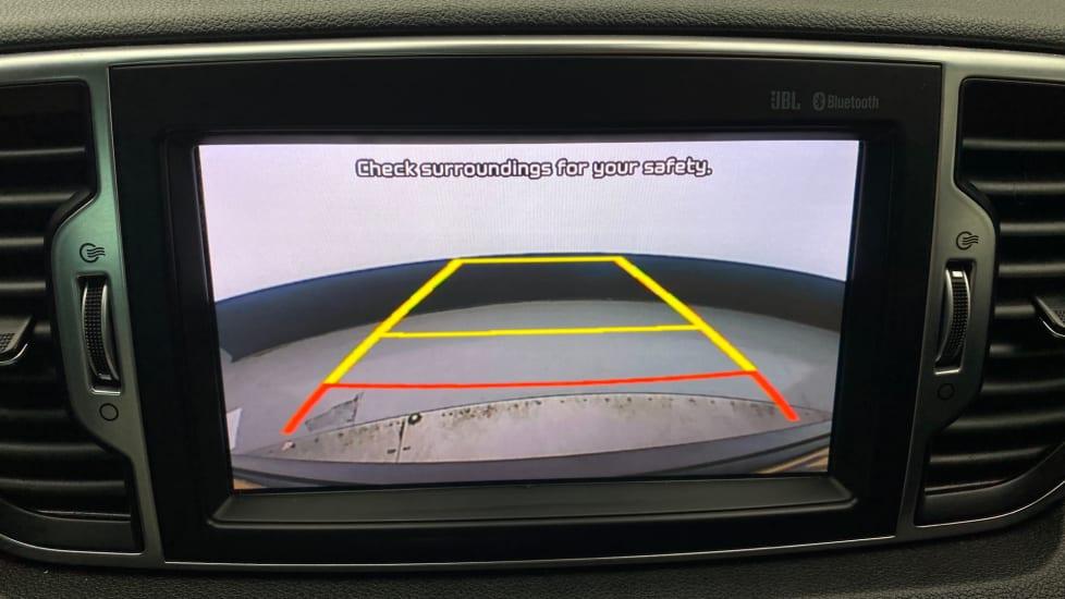 Parking camera
