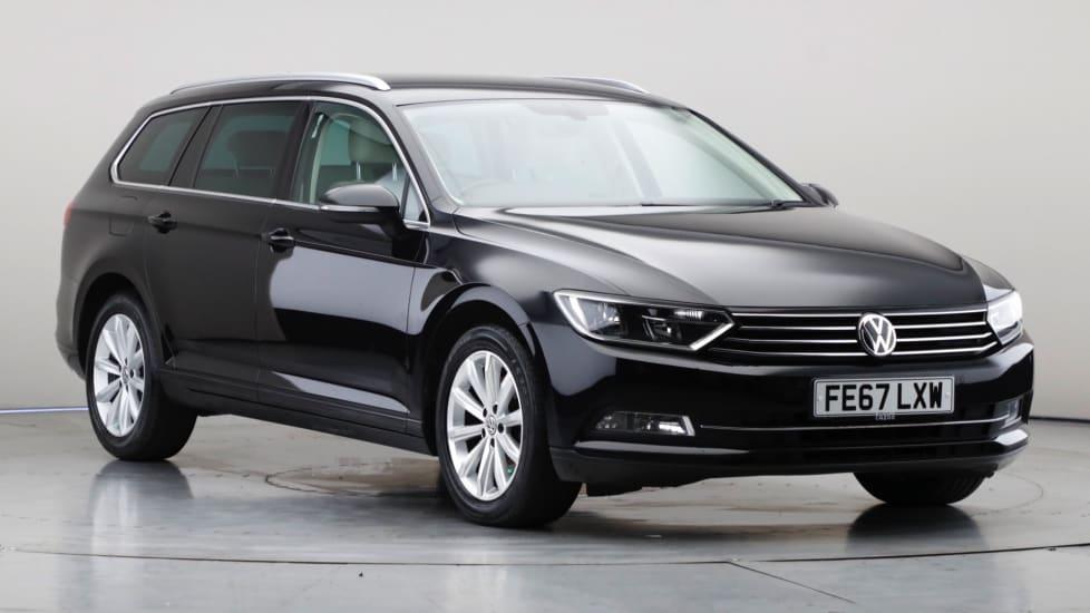 2017 Used Volkswagen Passat 1.6L SE Business TDI