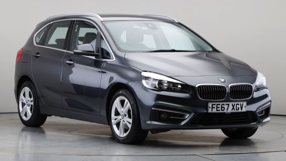 2017 Used BMW 2 Series Active Tourer 1.5L Luxury 218i