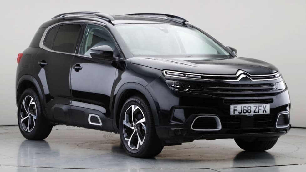 2019 Used Citroen C5 Aircross 1.5L Flair BlueHDi
