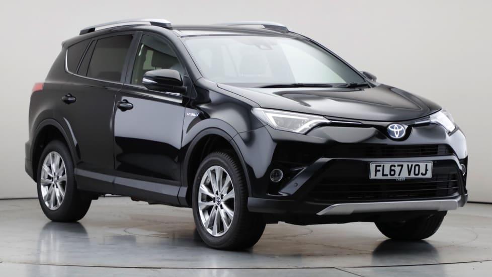 2017 Used Toyota RAV4 2.5L Excel VVT-h