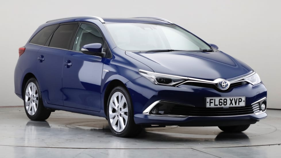 2019 Used Toyota Auris 1.8L Excel VVT-h