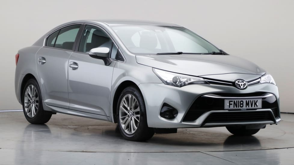 2018 Used Toyota Avensis 1.6L Business Edition D-4D
