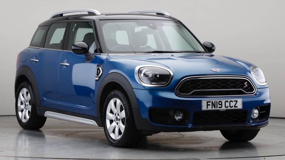 2019 Used Mini Countryman 2L Cooper S