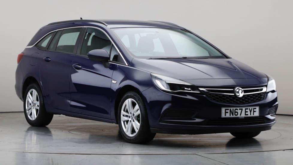 2017 Used Vauxhall Astra 1.6L Tech Line CDTi