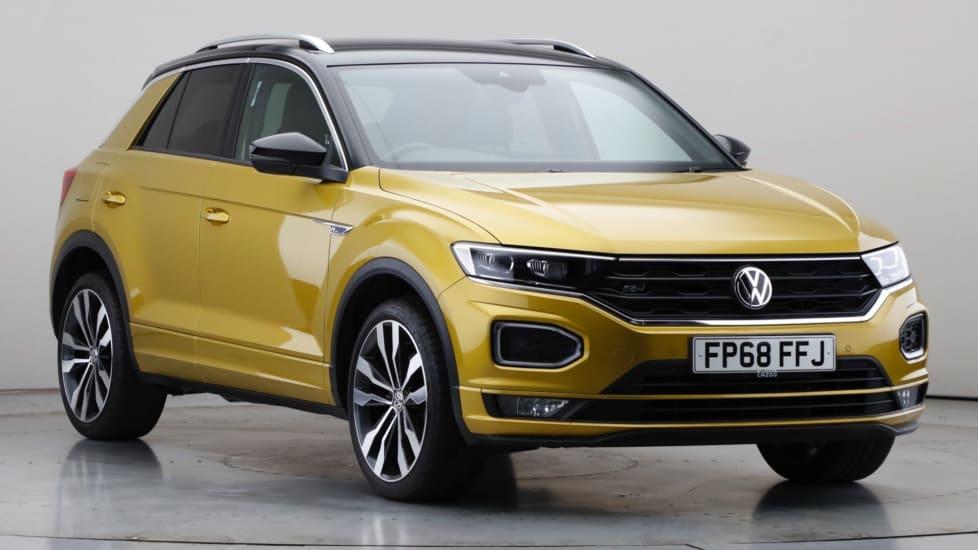 2018 Used Volkswagen T-Roc 1.5L R-Line TSI EVO