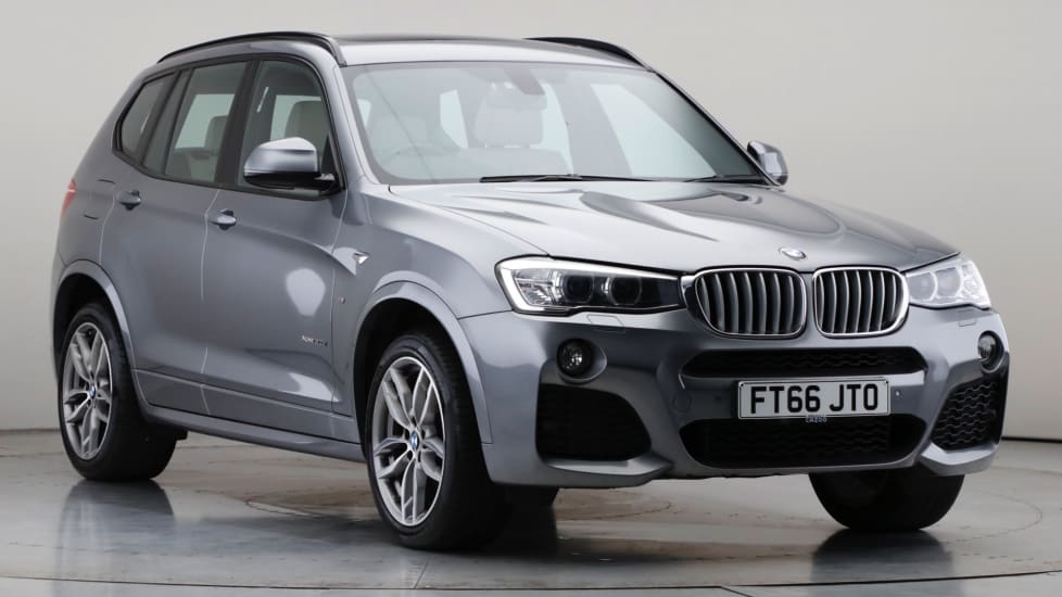 2017 Used BMW X3 3L