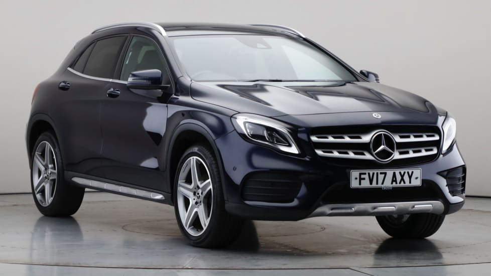 2017 Used Mercedes-Benz GLA Class 2.1L AMG Line GLA200d