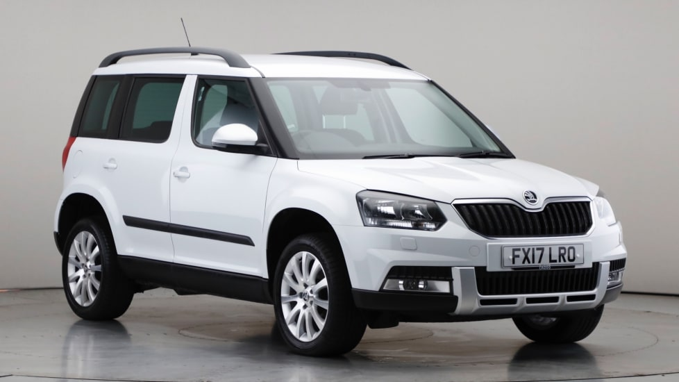 2017 Used Skoda Yeti 2L SE Business TDI