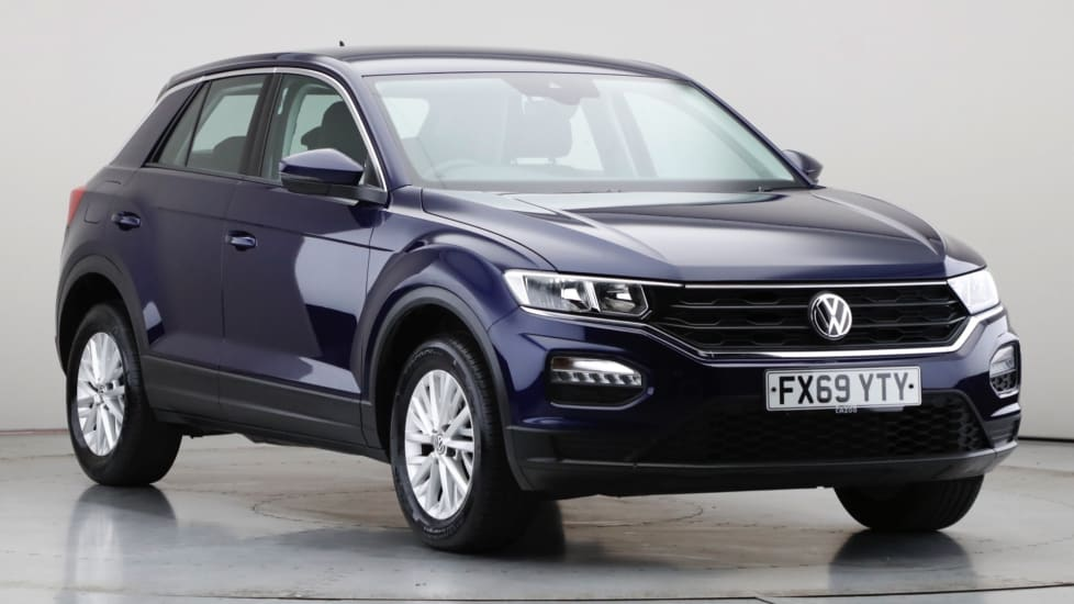 2019 Used Volkswagen T-Roc 1L S TSI