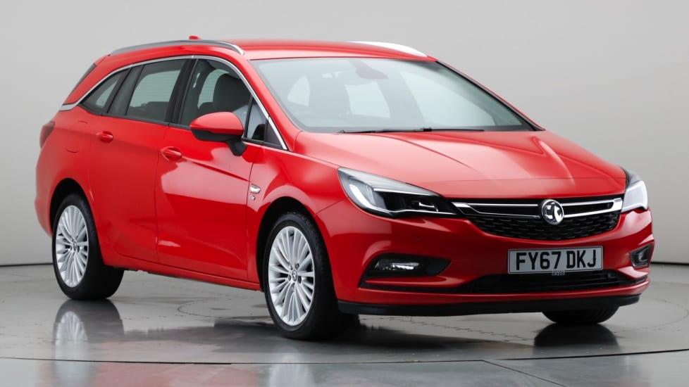 2017 Used Vauxhall Astra 1.4L Elite Nav i Turbo
