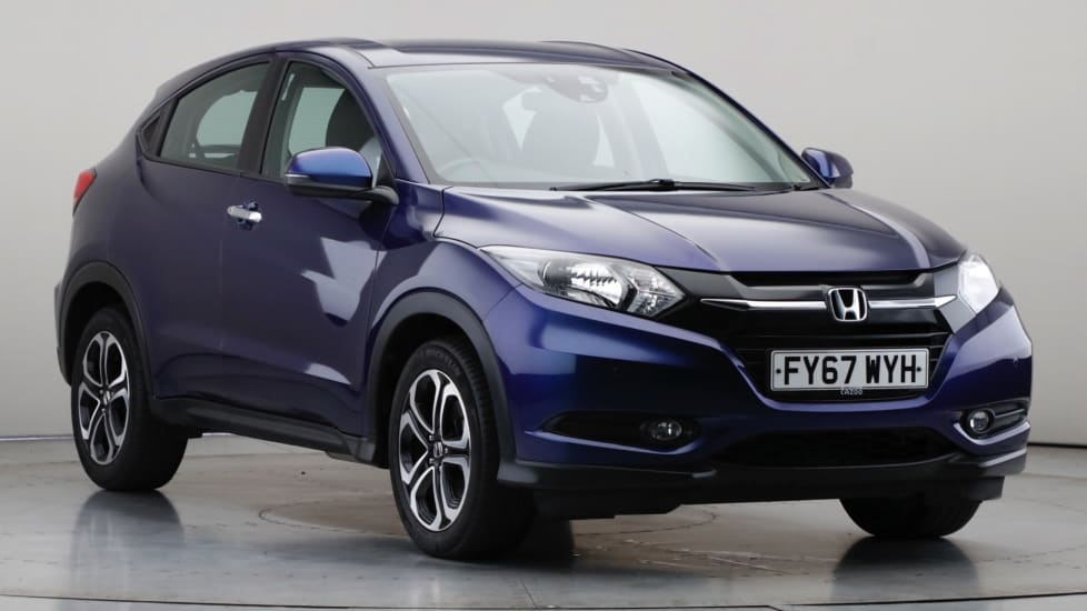 2017 Used Honda HR-V 1.5L SE i-VTEC