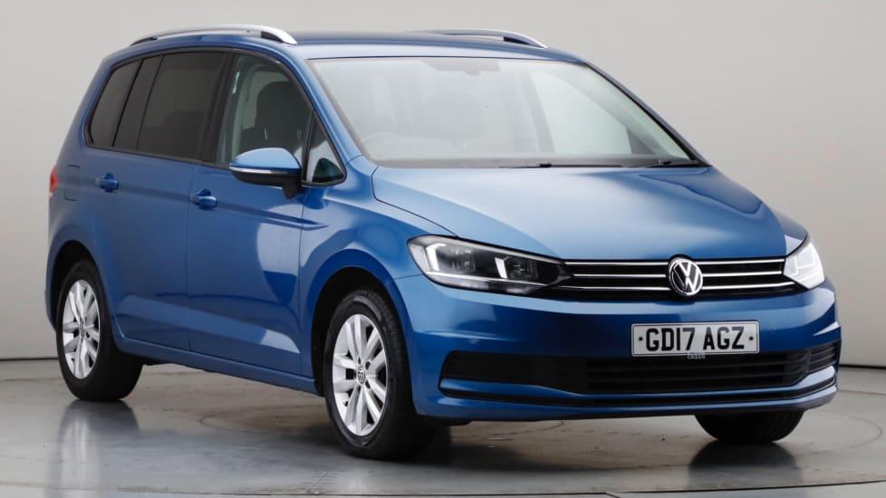 2017 Used Volkswagen Touran 2L SE BlueMotion Tech TDI