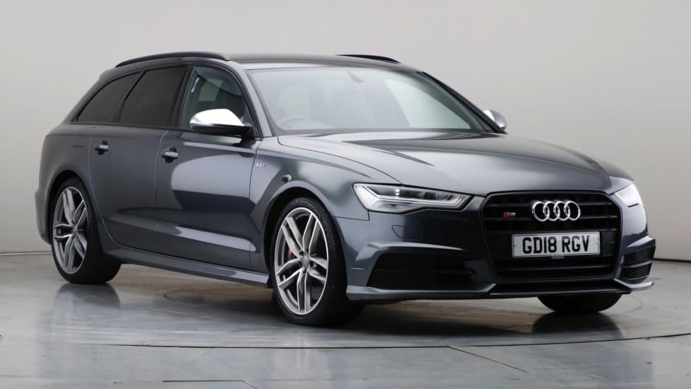 2018 Used Audi S6 Avant 4L Black Edition TFSI V8