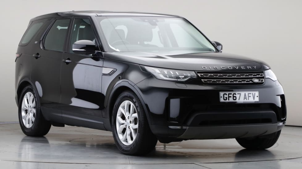2017 Used Land Rover Discovery 2L SE SD4