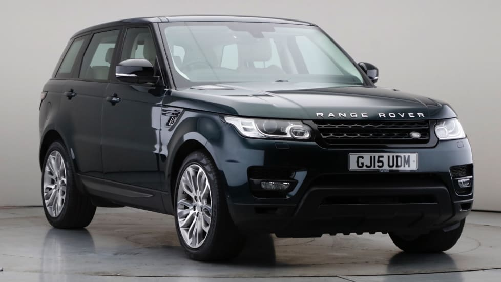 2015 Used Land Rover Range Rover Sport 3L HSE Dynamic SD