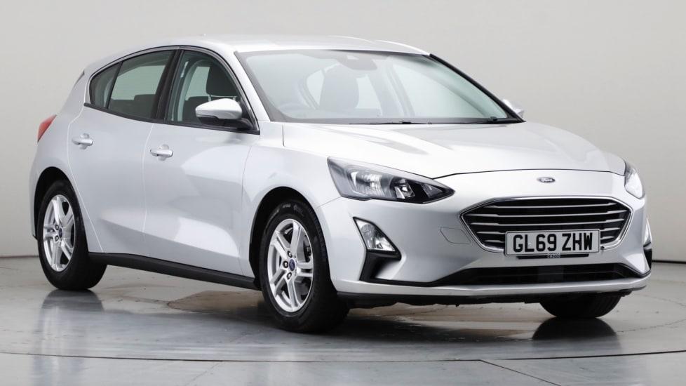 2019 Used Ford Focus 1L Zetec EcoBoost T