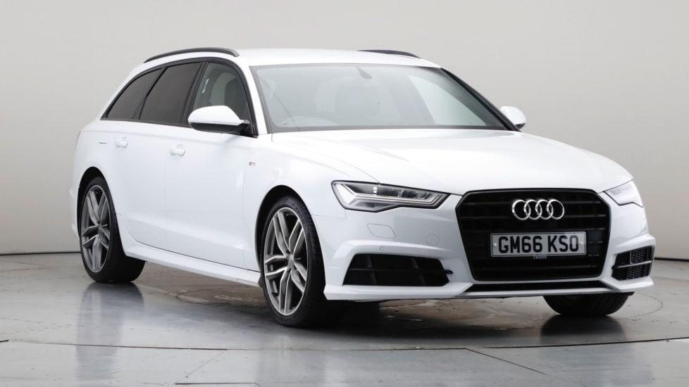 2017 Used Audi A6 Avant 2L Black Edition ultra TDI