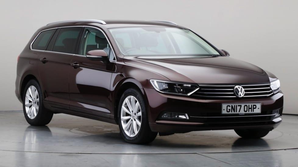 2017 Used Volkswagen Passat 2L SE Business BlueMotion Tech TDI