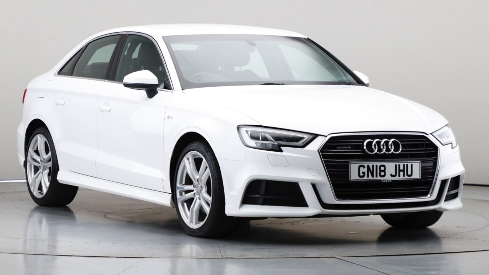 2018 Used Audi A3 2L S line TFSI