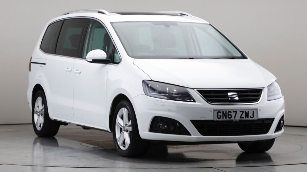 2017 Used Seat Alhambra 2L XCELLENCE TDI