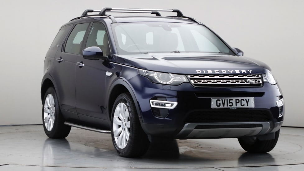 2015 Used Land Rover Discovery Sport 2.2L HSE Luxury SD4