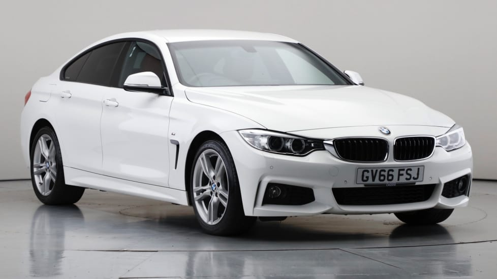 2017 Used BMW 4 Series Gran Coupe 2L M Sport 418d