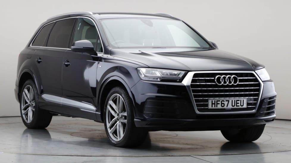 2017 Used Audi Q7 3L S line TDI V6