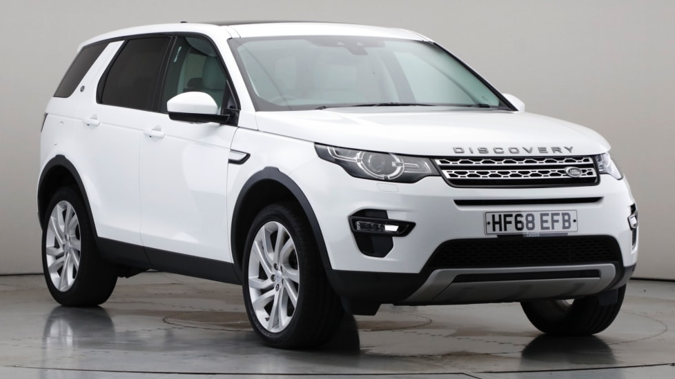 2019 Used Land Rover Discovery Sport 2L HSE eD4