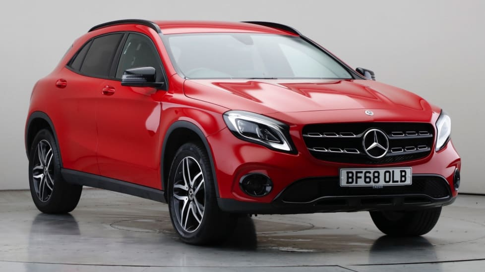 2018 Used Mercedes-Benz GLA Class 1.6L Urban Edition GLA180