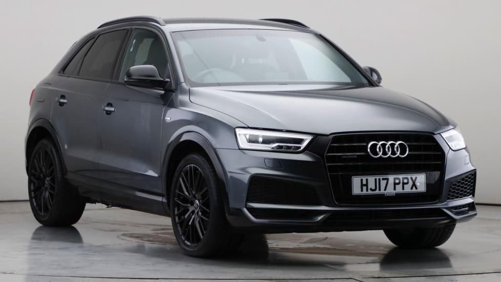 2017 Used Audi Q3 2L Black Edition TFSI