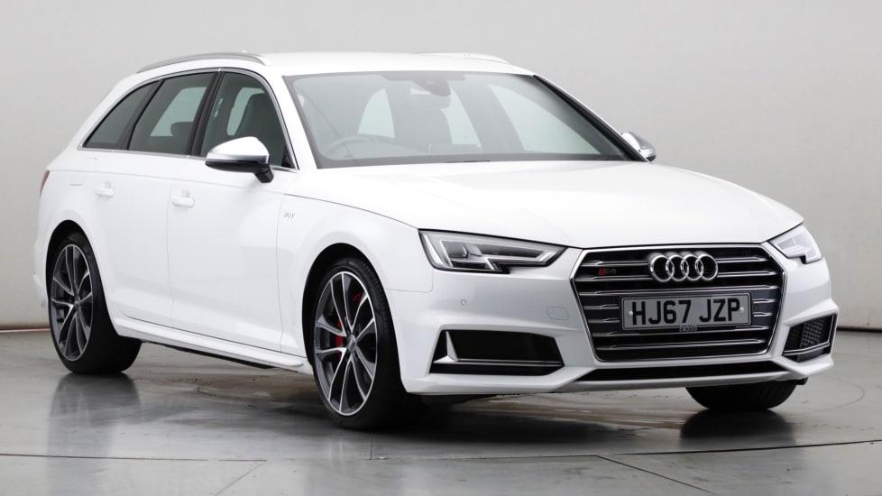2017 Used Audi S4 Avant 3L TFSI V6